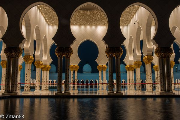 Shk. Zayed Mosque 13