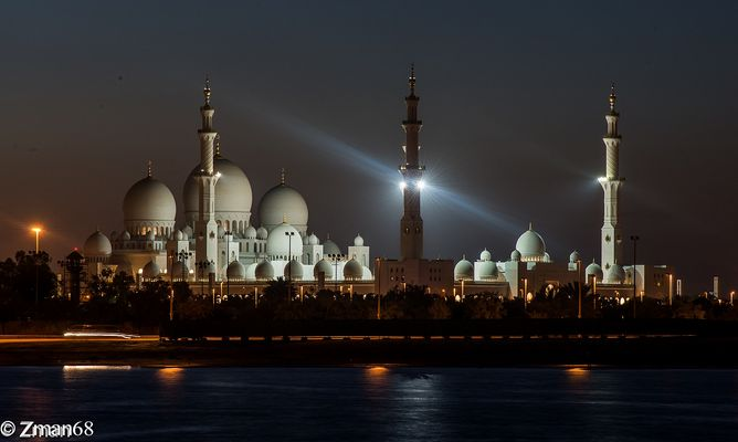 Shk. Zayed Mosque 14