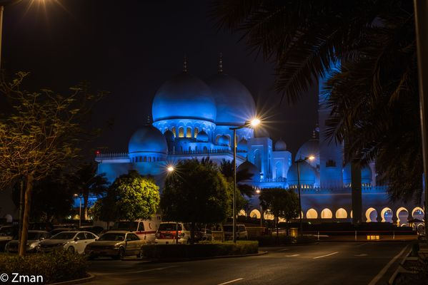 Shk. Zayed Mosque 21
