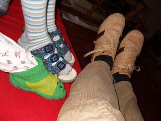 shoe-generations