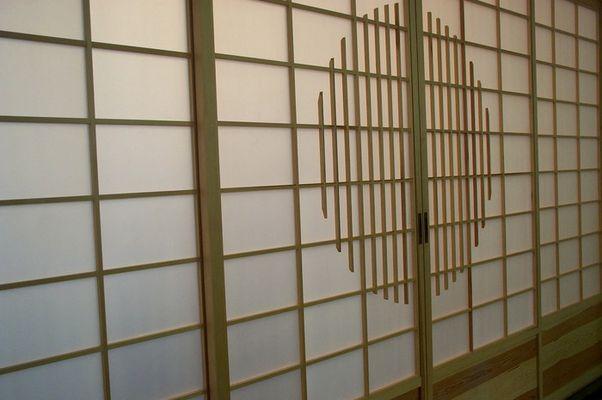 Shoji 1(Japanische Schiebetüren)