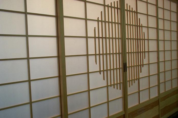 shoji 1 japanische schiebet ren foto bild architektur. Black Bedroom Furniture Sets. Home Design Ideas