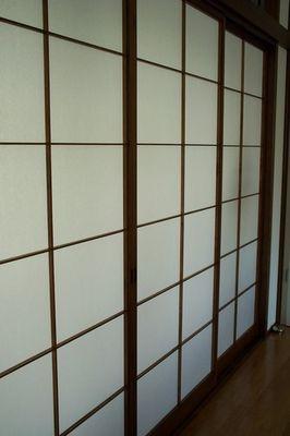 Shoji 2(Japanische Schiebetüren in Berlin)