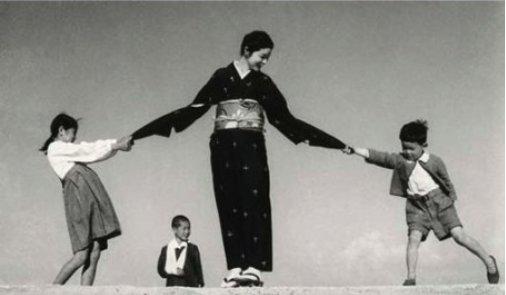 """Shoji Ueda: """"Unsere Mutter"""", 1950"""