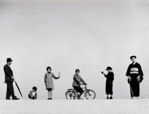 """Shoji Ueda: """"Vater, Mutter, die Kleinen"""" (Meine Familie), 1949"""