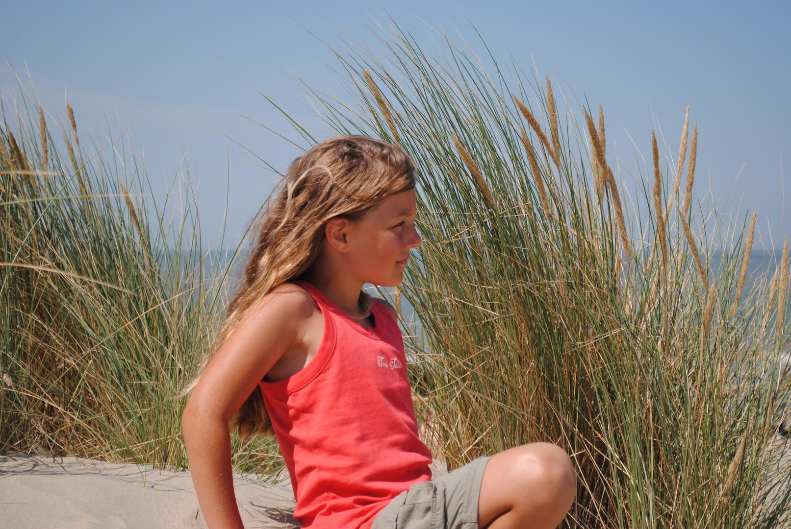 Shooting am Strand (Sarah)