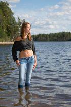 Shooting in Schweden (Lappland)