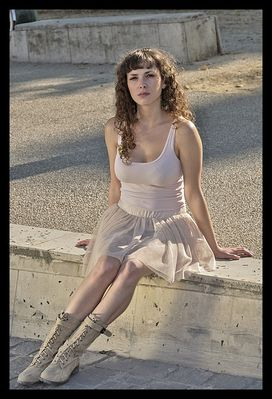 Shooting Rachel Charpentier 2011 (réf. 5272)