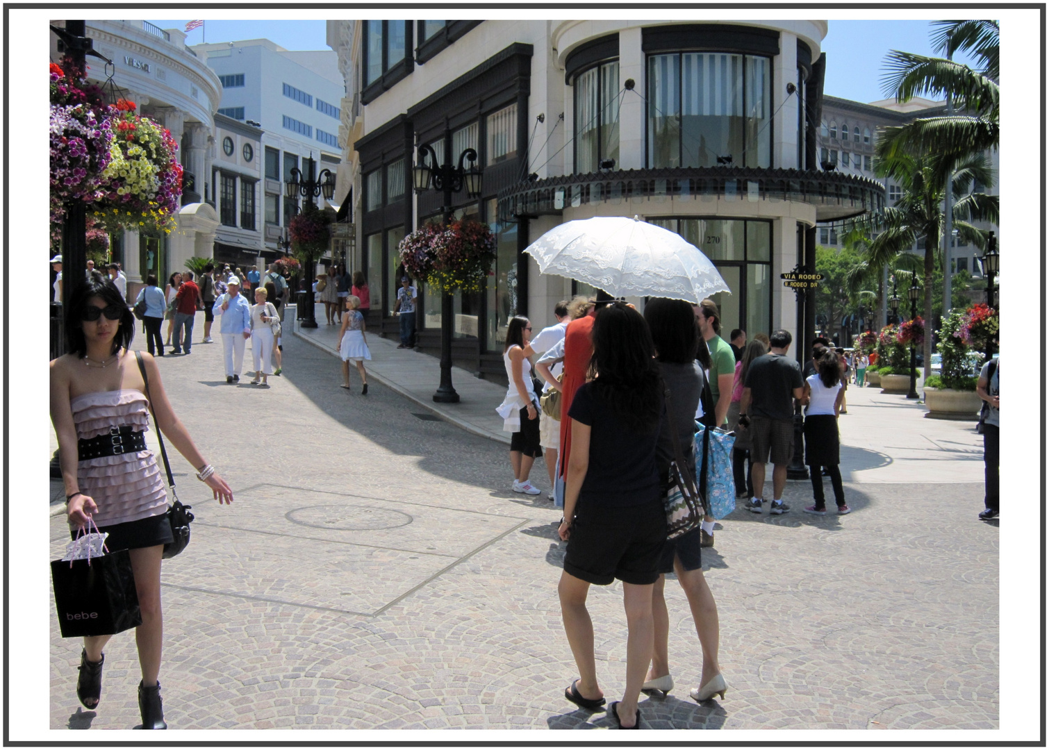 Shoppen in Beverly Hills