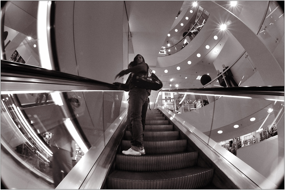 ... Shopping ...