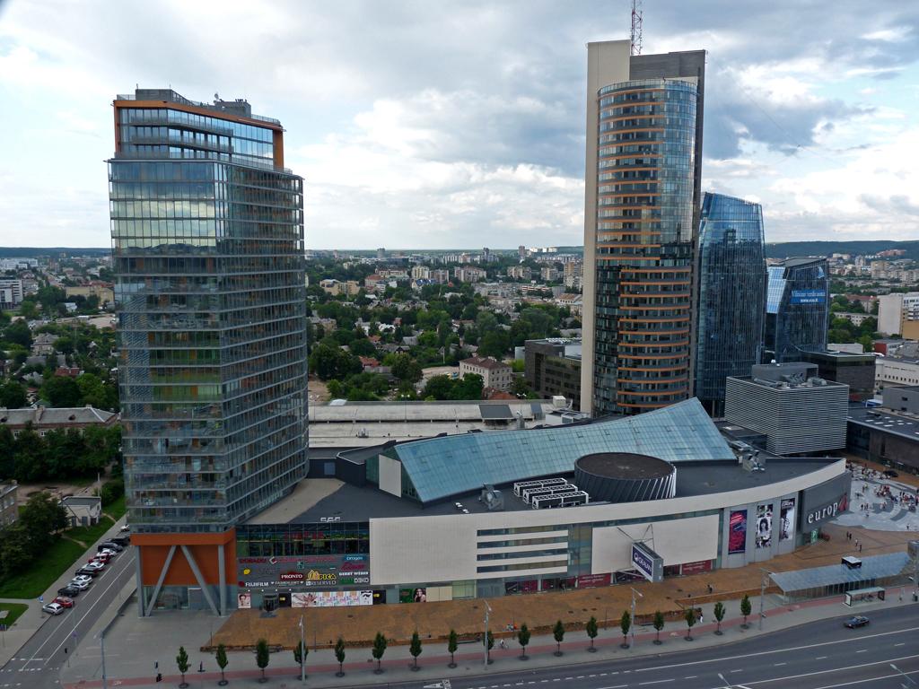 """Shopping centre """"Europa"""""""