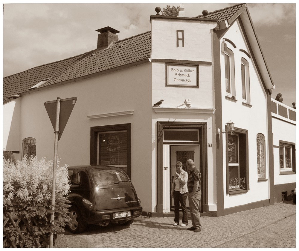 Shopping in Ostfriesland.....