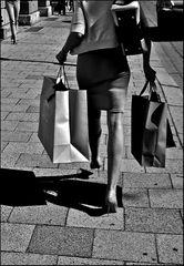 shopping spree run