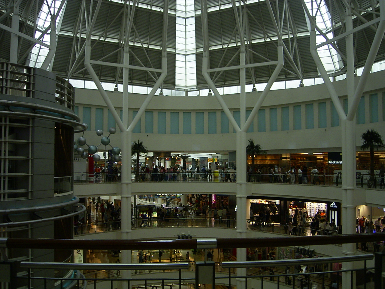 Shoppingmal - KLCC 1
