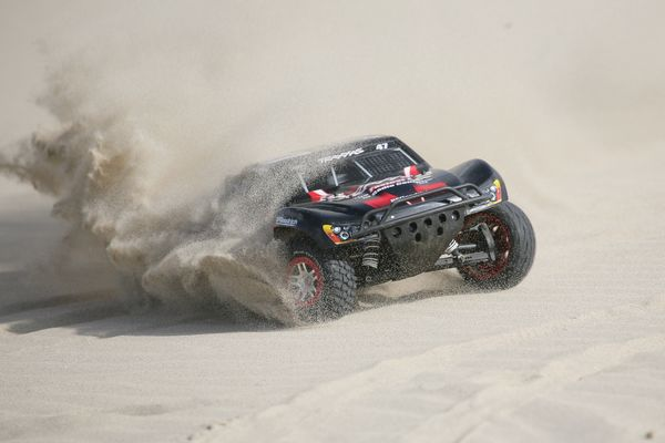 Short-Course Off-Road Racing