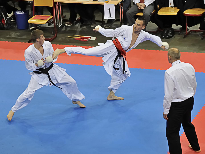 Shotokan-Karate EM Dresden 2