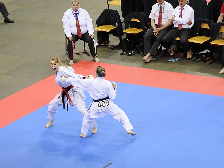 Shotokan-Karate EM Dresden 3