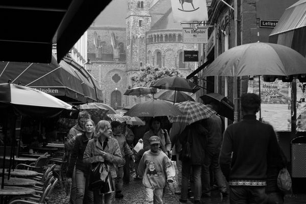 Shower Maastricht