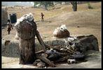 ... Shrine in Tengzugu, Tongo Hills, Ghana ...
