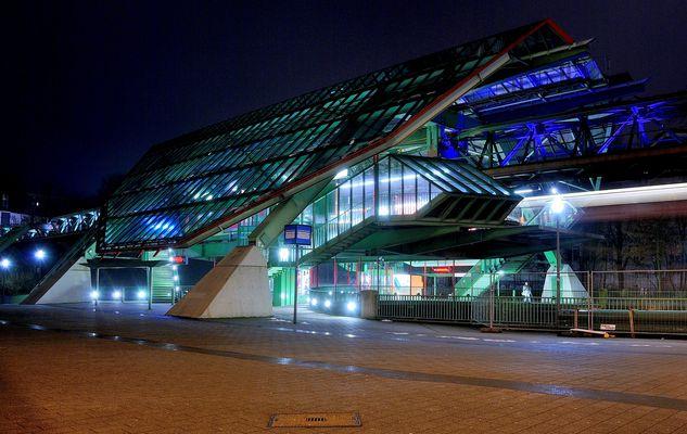 Shuttle Station - Wuppertal