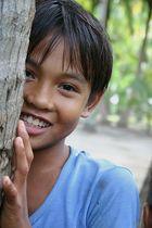 Shy Filipino Boy
