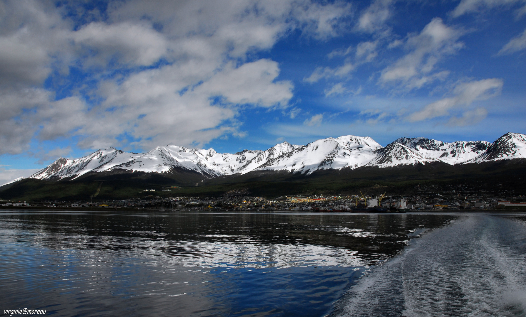 Si banale et si mythique...Ushuaia the gateway to Antarctica