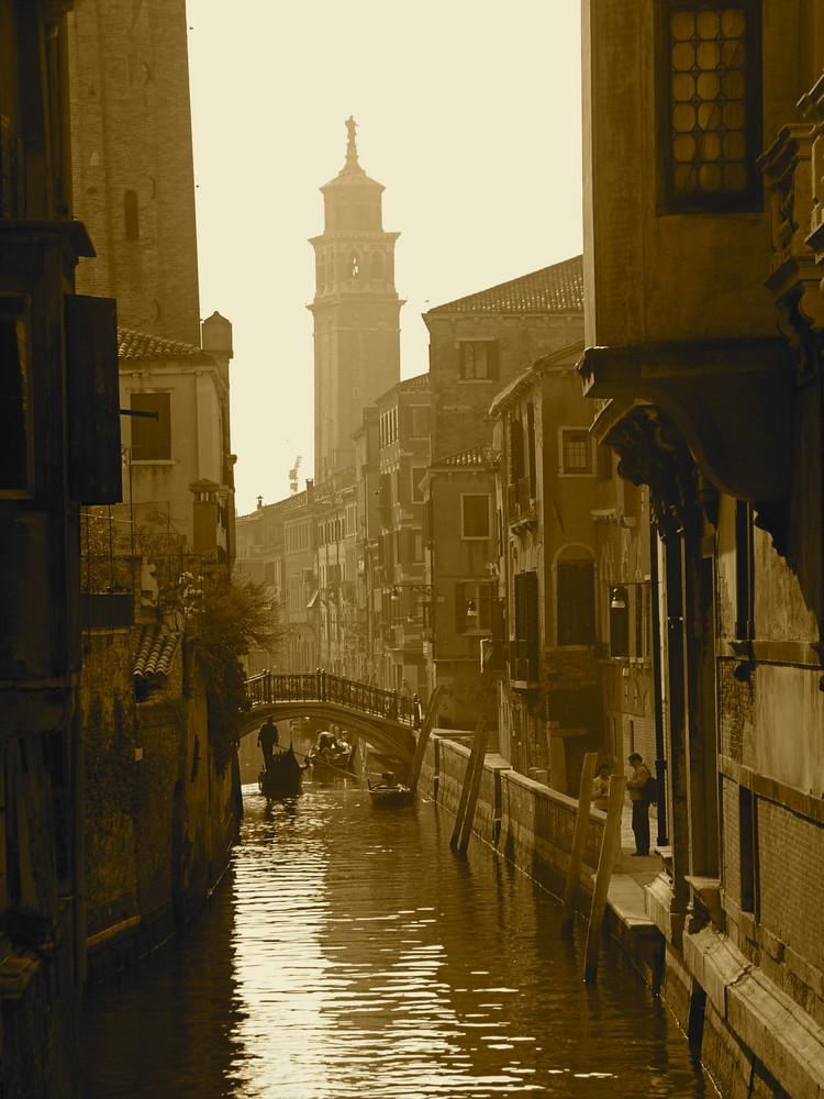 Sí, es Venecia, claro