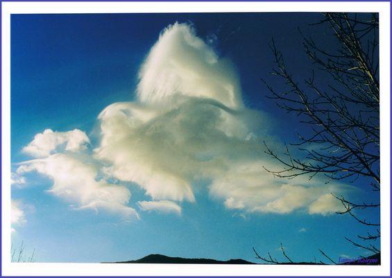 Si j'avais les ailes d'un ange..... - exercice n°90 - les merveilleux nuages