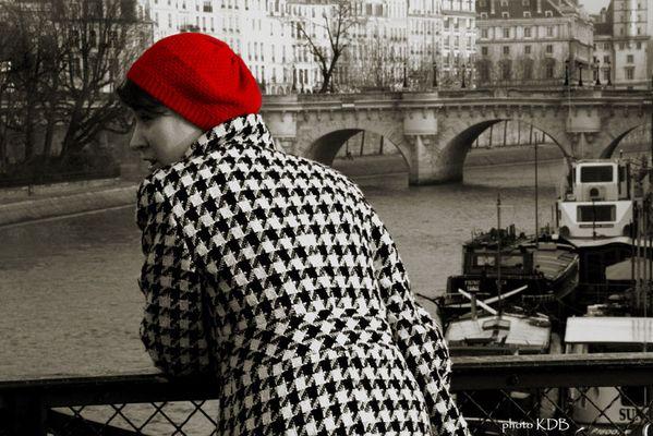 """""""Si par hasard, sur l'pont des Arts..."""""""