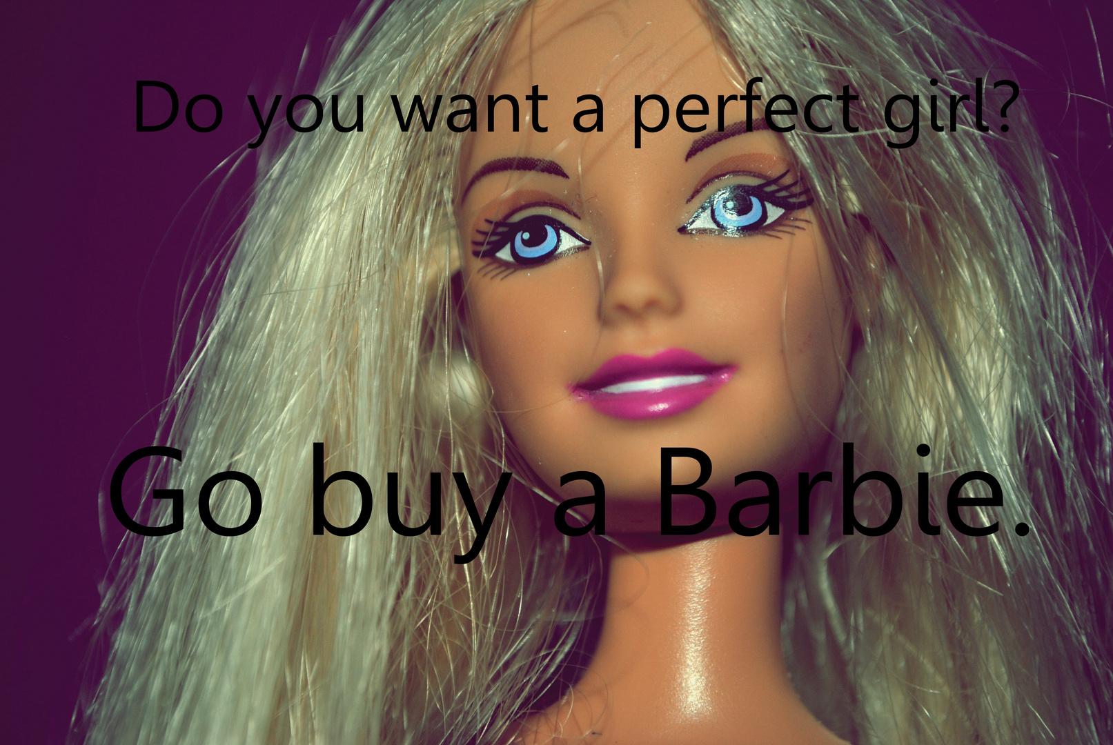Si tu no eres un Ken ,