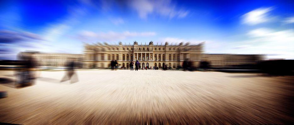 Si Versailles m'était flouté