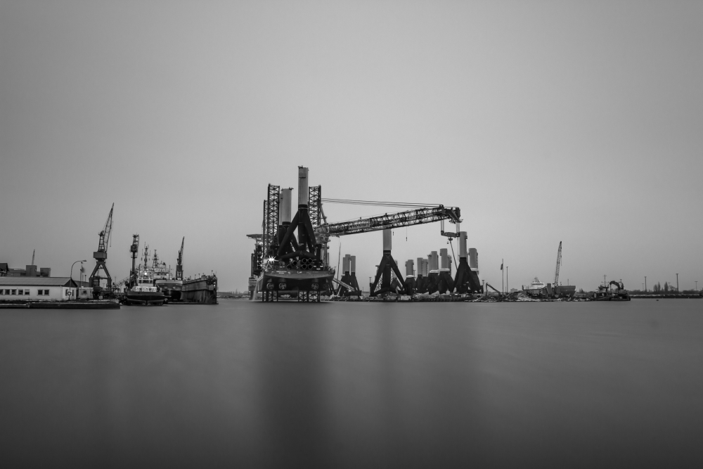Siag Tripods Bremerhaven SW