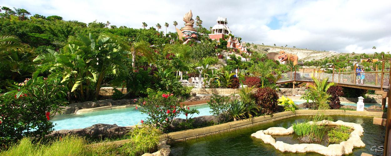 Siam Park Panorama