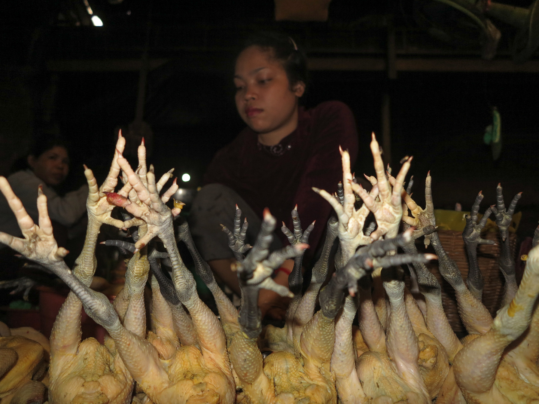 Siam Reap, Markt
