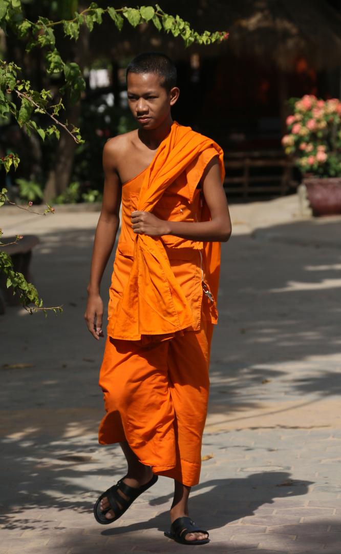 Siam Reap Mönch