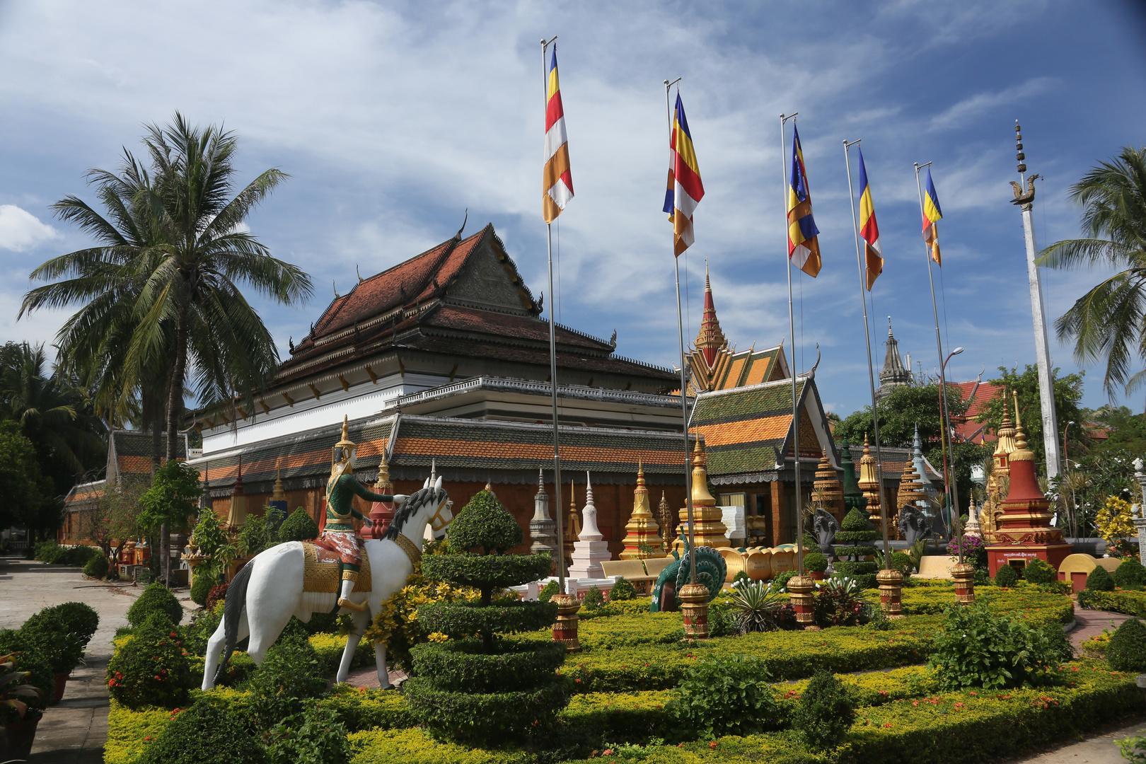 Siam Reap, Tempel