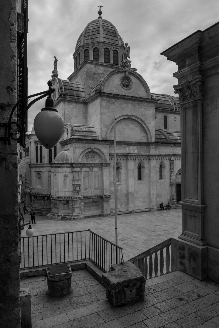 Sibenik - Cathedral of St. James