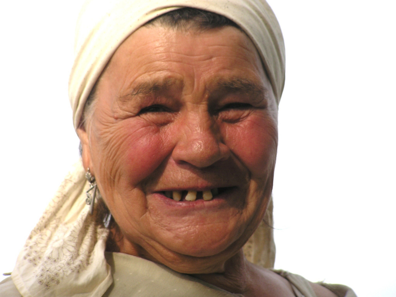 sibirische bäuerin