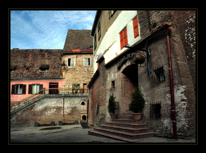 Sibiu-Hermanstadt Cultural Capital of Europe 2007