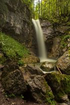 Sibli Wasserfall bei Rottach-Egern
