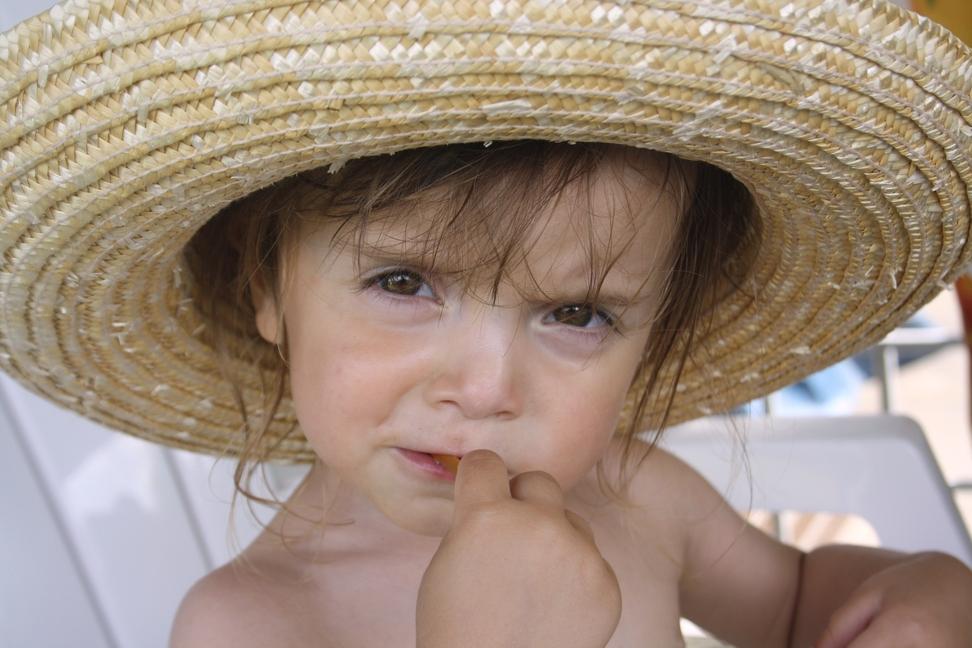 Sich auf die Denkweise eines Kindes einzulassen bedeutet in eine freie Welt zu tauchen.....