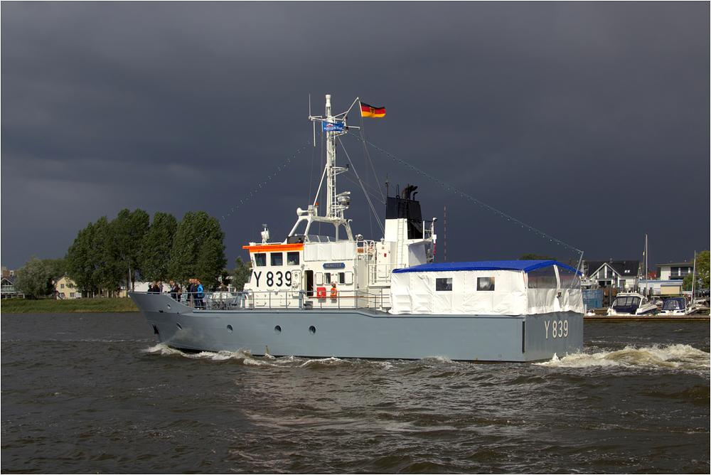 Sicherungsboot Munster (Y839)