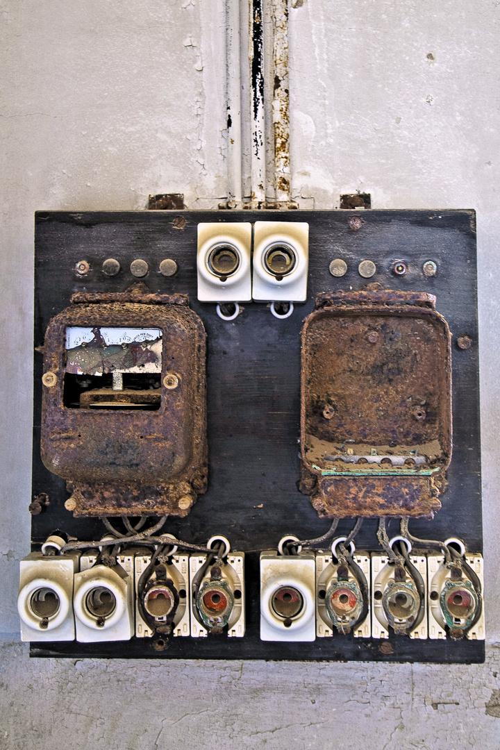 Sicherungskasten 2 / Kolmannskuppe
