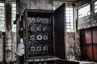 Sicherungskasten auf Goli Otok