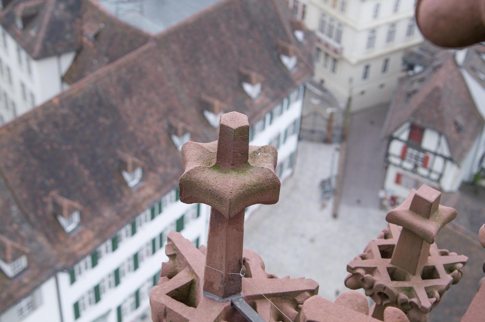Sicht vom Martinsturm
