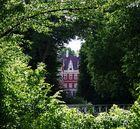 Sichtweise im Fürst-Pückler-Park.