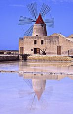 Sicilia ( Saline di Marsala)