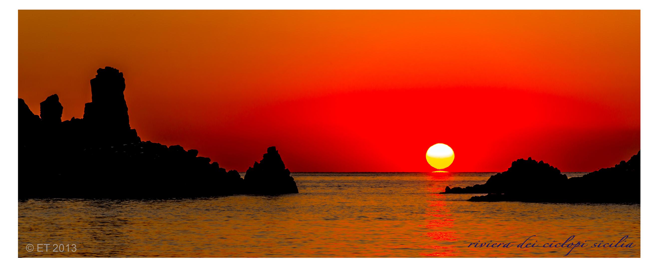 Sicilia Sunrise