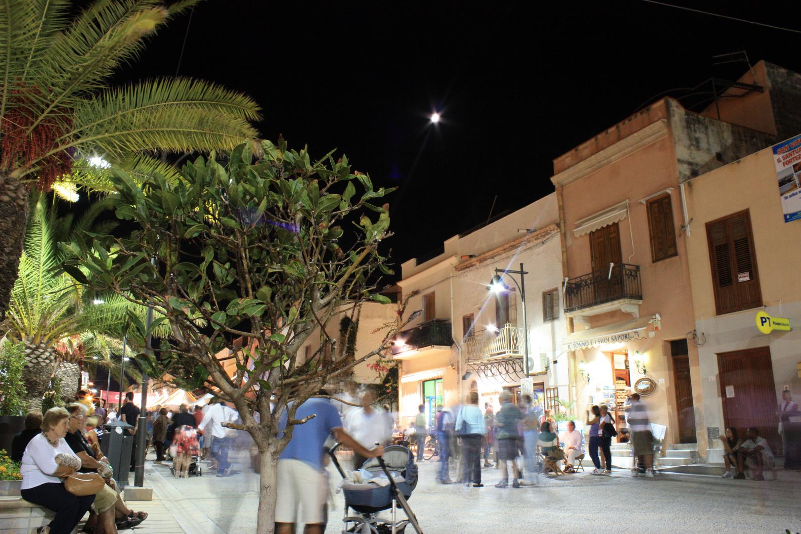 Sicily Nightlife