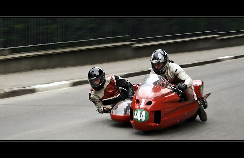 sidecar on move